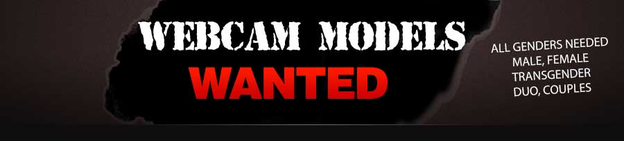 Webcam Model Jobs